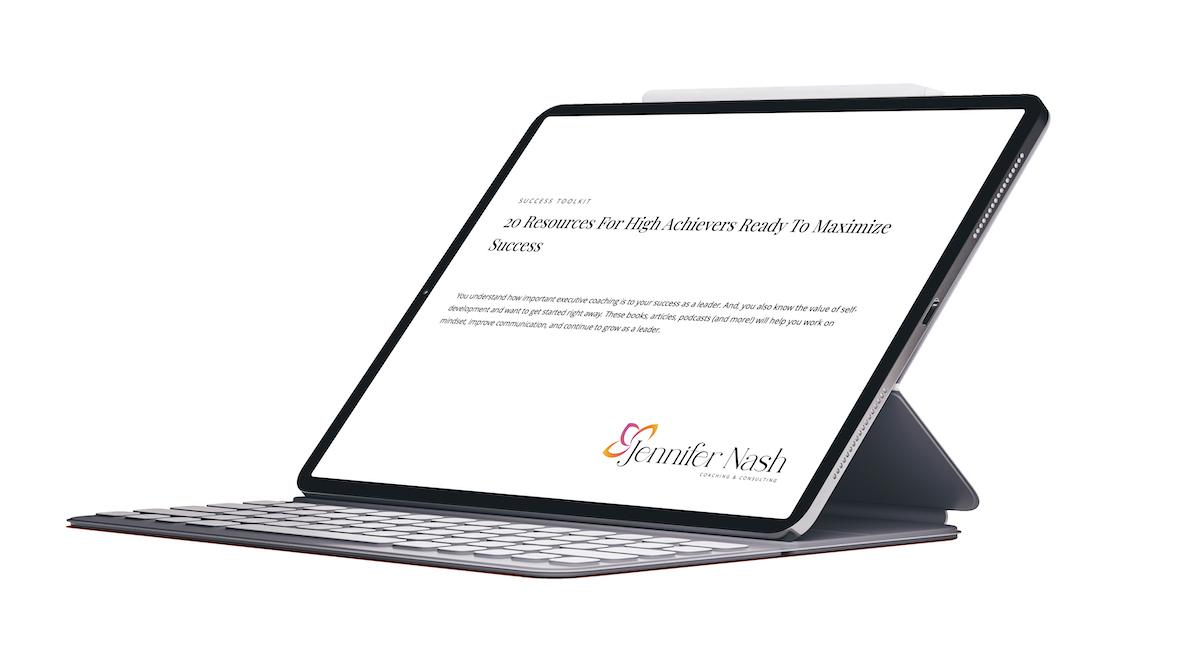 Success Toolkit iPad